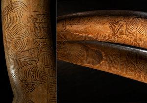 Kel z Pavlova je podle odborníků starý přibližně 30 tisíc let, pochází tedy ze stejného období jako Věstonická venuše.