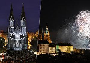 V Praze bude letos pravděpodobně novoroční ohňostroj i videomapping.