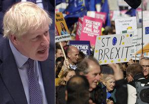 Británie na konci října zřejmě EU neopustí. Johnson požádá o odklad brexitu