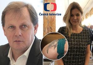 Tetovaná kráska Kořanová: Poplatky zrušit nechceme. Útoky na Dvořáka chápe