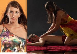 Tantrická masérka prozrazuje, jak má vypadat správná masáž