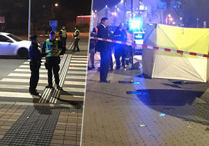 Tragédie v Kladně: Řidič srazil ženu na přechodu!