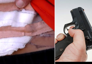 Střelba na tři dívky v Šumperku! Policie hledá svědky i pachatele