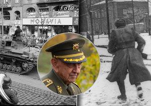 Ještě než druhá světová válka vypukla, myslel tehdy náctiletý Václav Kuchynka, že nezůstane stranou. Nakonec pomáhal vzniku protinacistické odbojové skupiny ve Volyni, až na sebe sám oblékl uniformu a nacistům čelil se zbraní v ruce.