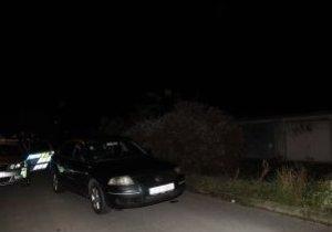 Zfetovaný řidič ujížděl Michlí, v autě měl ženu a dvě děti.