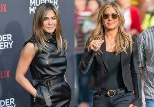 Styl Jennifer Aniston je velmi nadčasový