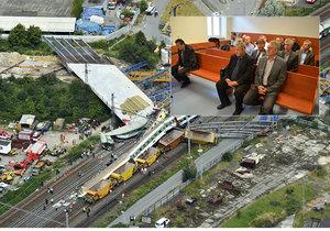 Při železničním neštěstí ve Studénce 8. 8. 2008 zemřelo osm lidí a dalších skoro sto bylo zraněno. Podle soudu za neštěstí nikdo nemůže.