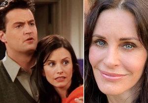 Přátelé: Monica a Chandler