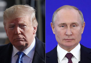 Trump zvažuje cestu do Moskvy na 75. výročí porážky nacismu