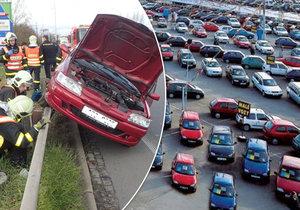 Auta budou mít nové bezpečnostní prvky