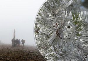 Svatý Martin bude ve znamení mrznoucích mlh. Zima má být podle pranostiky proměnlivá.