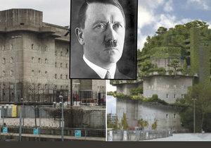 Bunkr St. Pauli v německém Hamburku: Z nacistického bunkru luxusní hotel