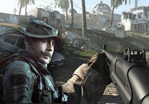 Call of Duty: Modern Warfare vtáhne kampaní a pobaví multiplayerem.
