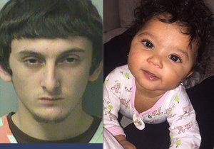 Otec byl za vraždu dcery odsouzen na 100 let vězení.