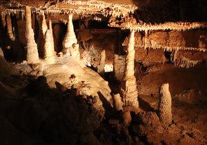 Nejkrásnější jeskyně Moravského krasu – to je Balcarka!