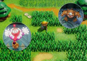 Remake The Legend of Zelda: Link's Awakening je skvělým akčním RPG.