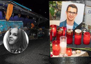 Alex (†16) nasedl do autobusu smrti omylem: On ani Veronika (†17) se domů nevrátí.