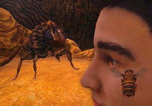 Bee Simulator je zajímavá hra. Je však příliš krátká a má slabé technické zpracování.