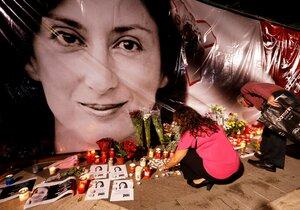 Od smrti novinářky uplynuly už dva roky.