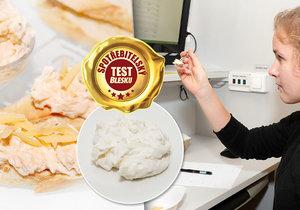 Velký test sýrových pomazánek s česnekem ukázal, jak je to s jejich kvalitou.