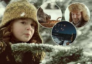 Nová verze vánoční reklamy na Kofolu