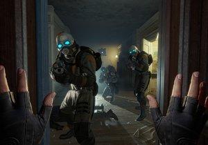 Half-Life: Alyx pro virtuální realitu na PC