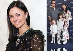 Manželka hokejisty Patrika Eliáše: Dcery se chtějí vrátit do USA! Neví, že tu bydlíme