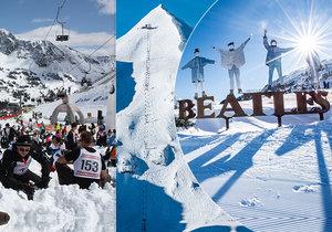 V rakouském Obertauernu na vás čeká skvělá lyžovačka.