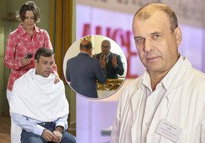 Petr Rychlý tváří zbrusu nové politické strany! Způsobil poprask!