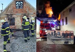 Rodina se 3 dětmi přišla při požáru o domov: Smutné Vánoce má vylepšit vyhlášená sbírka