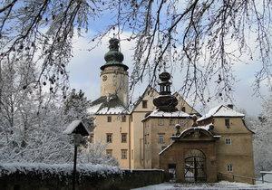 Zámek Lemberk: Vánoce á la poslední aristokratka