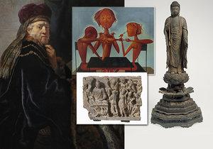 Co chystá Národní galerie v roce 2020?
