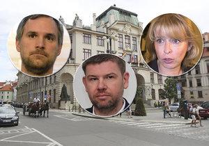 Praha se paktuje s Budapeští, Bratislavou a Varšavou. Opozice kvůli smlouvě Hřiba kritizuje