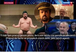Pavel Novotný reaguje na Stanislava Novotného, který jej v ruské televize označil za blázna.