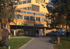 Čtvrtá vyléčená z koronaviru: Ženu propustili z FN Ostrava! Dva testy prokázaly, že je čistá