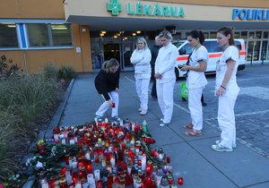 Nemocnici v Uherském Hradišti měl hrozit masakrem jako v Ostravě: Policie podezřelého propustila