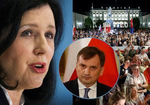 Polsko přijalo sporný zákon o soudcích.