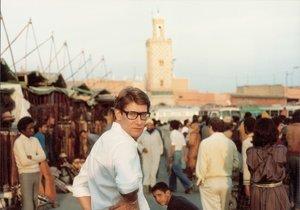 Módní návrhář Yves Saint Laurent v Maroku dlouhá léta vlastnil dům a nechal se jím inspirovat i při navrhování