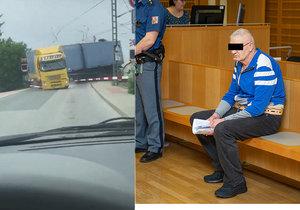 Zastavil kamion na přejezdu v Uhříněvsi, smetl ho vlak! Strojvedoucí udělal vše, co mohl, řekl znalec