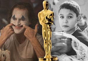 Kompletní nominace na Oscara: Uspělo Nabarvené ptáče, nebo má Česko smůlu?