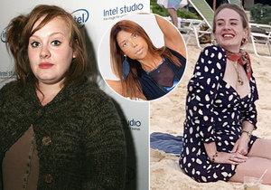 Podle brazilské trenérky vděčí Adele za své zázračné zhubnutí sirtfood dietě