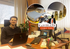 The Mayor of Prague 11, Jiří Dhonal, is in charge of this office.  What did he reveal about himself?