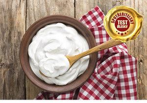Blesk tentokrát otestoval koncentrované mléčné výrobky, například skyry či řecké jogurty.