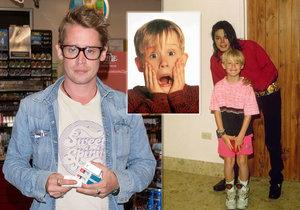 Macaulay Culkin ze Sám doma promluvil na téma údajného sexuálního zneužívání Michaelem Jacksonem!