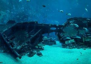 Mexiko a Španělsko se rozhodly započít hon za pokladem, jde o 400 let potopenou loď (ilustrační foto)