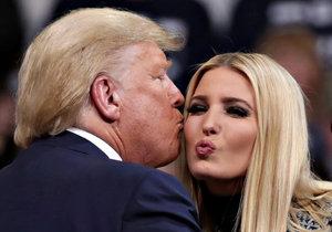 Ivanka oslavila 39. narozeniny. Táta Trump: Všechno nejlepší a hybaj zpět do práce