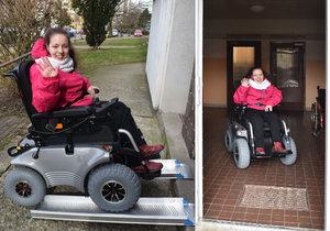Sen postižené dívky se stal skutečností: Díky nadačnímu fondu KlaPeto a čtenářům Blesku Adélka (18) už trandí na vozíku!
