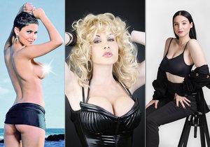 Zdraví i kariéra! Co dohnalo Erbovou, Buzkovou či Dolly Buster ke zmenšení prsou?