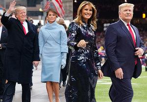 Co se změnilo ve vztahu Trumpových během jejich života v Bílém domě?