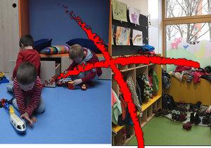 Nakažený pedagog! Mateřskou školku na pražském Chodově uzavřeli